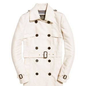 NEW WITH TAGS Superdry Trench Coat